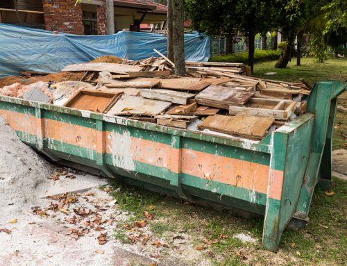 Tips for removing construction waste