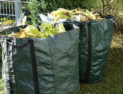 What garbage bags are best for your gardening waste?